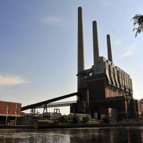 The Lansing Board of Water & Light's Eckert Plant is part of a city-owned operation that provides utility service to its almost 97,000 customers in Greater Lansing.