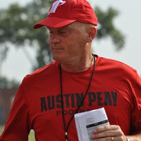 Third year coach Kirby Cannon feels that his team will be more prepared and versatile on the field this season as Austin Peay heads into its first game on Sept. 5.