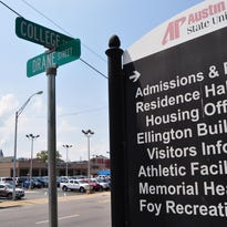 In early November, Austin Peay State University expects to take title to the Jenkins & Wynne property. The area will allow the continued growth of the university and will act as a bridge between downtown and APSU.