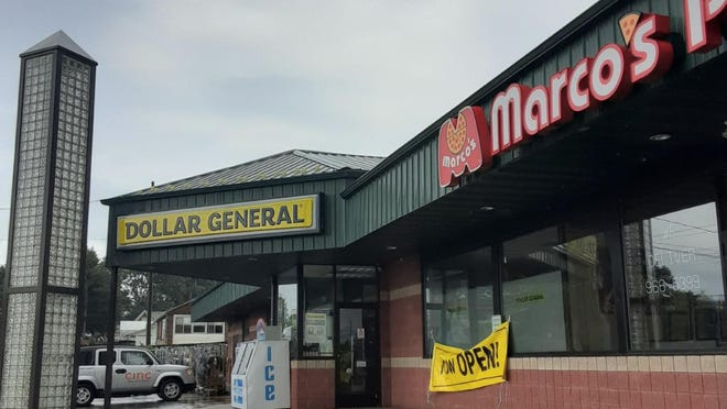 A new Dollar General store has opened at 6780 Wales Ave. NW in Jackson Township. The location is the former home of Family Video.