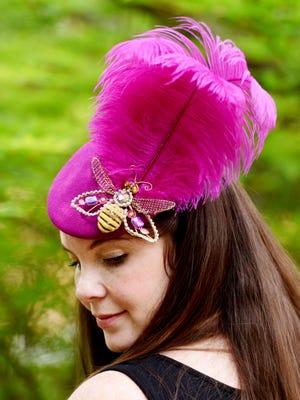 Fete La Femme, owned by Kendall Morehart, is the official hat making sponsor for Shreveport Derby Day.