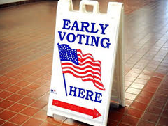 513 Taylor County residents vote early Tuesday