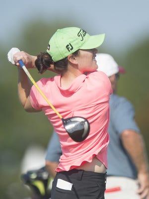 Trinity High graduate and former Auburn golfer Karlin Beck will compete in the Yokohama Tire LPGA Classic.