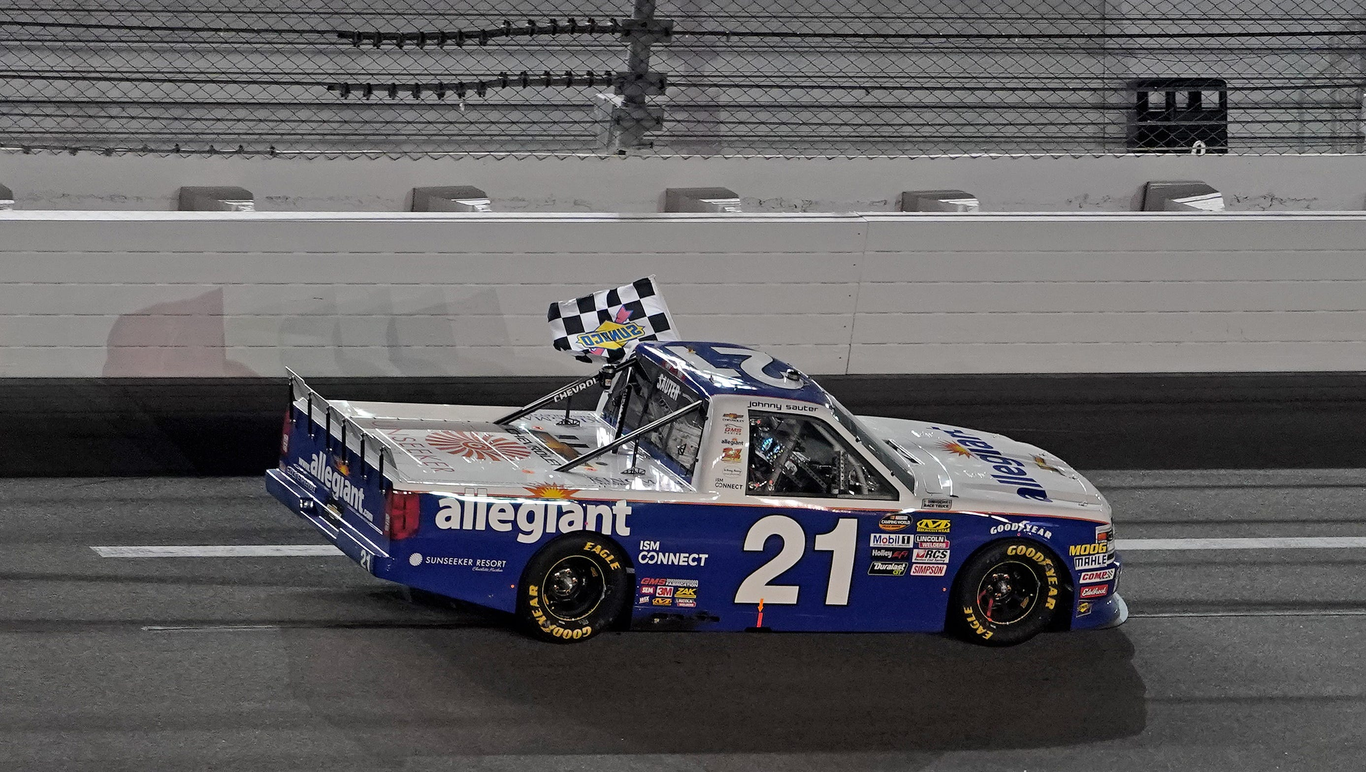 Ryan Newman Car Auto Window Flag Keep You Fit All The Time Racing-nascar Sports Mem, Cards & Fan Shop