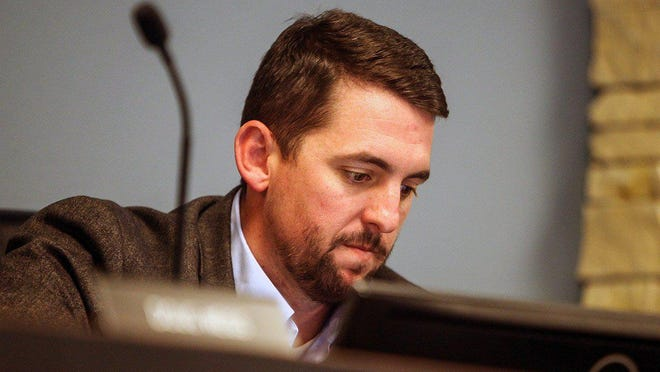 During a Pflugervile City Council meeting Tuesday, council member Jeff Marsh expressed support for putting out three separate bond propositions to voters in November.