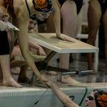 Palmyra girls swimming locks up Keystone 5-peat