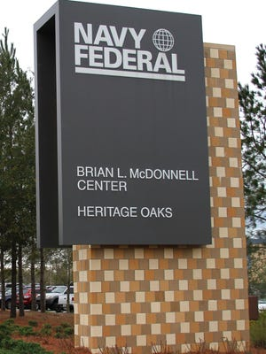 Navy Federal Credit Union plans to add 2,000 jobs at two new buildings in the coming years, with more growth to follow.