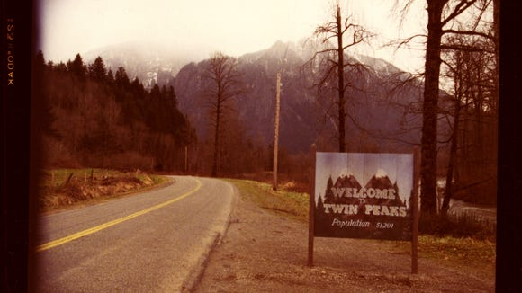 'Twin Peaks' teaser photo from Showtime.