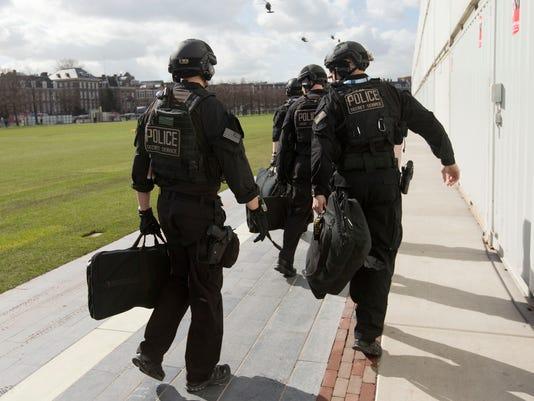 Secret Service Netherlands