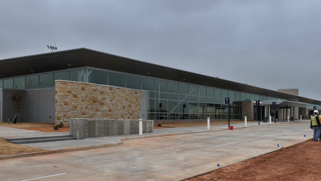 The new Wichita Falls Regional airport opened in 2014. The airport is located at 4000 Armstrong Drive off of Airport Drive. A budget deficit this past year is causing the airport to receive a subsidy from the Wichita Falls General Fund.