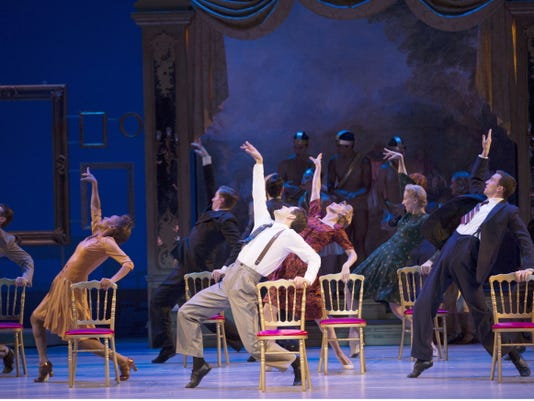 """An American in Paris"""