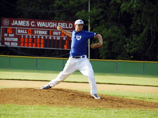 Ever since graduating from Mercersburg Academy, Christian Binford has been working his way up through the Minor League ranks.