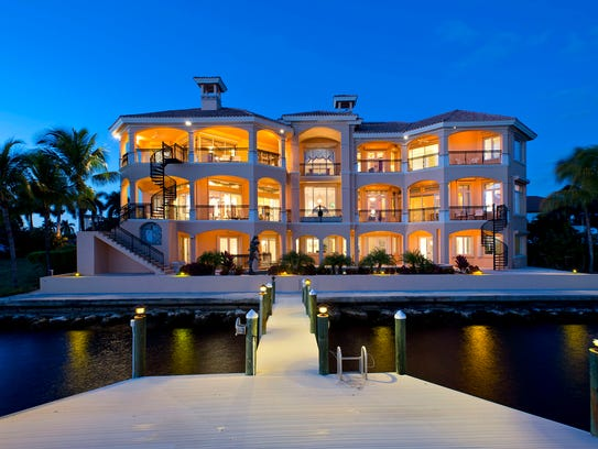 Highest Bid Will Win Auction For Florida Mansion