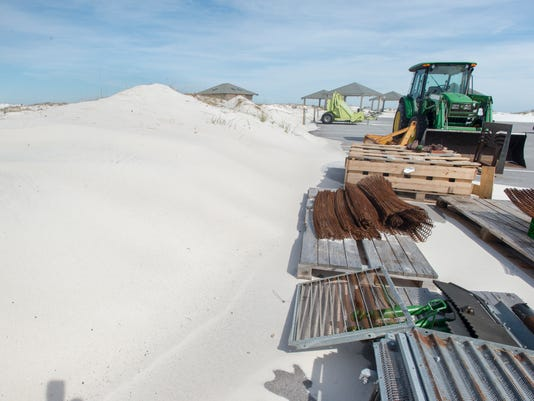 beach asphalt removal
