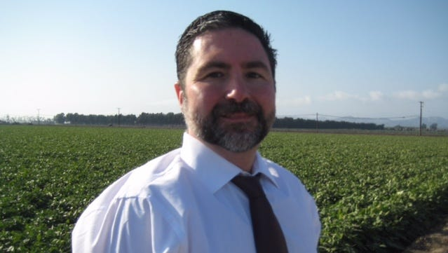 Peter De Domenico is a candidate for Oxnard city clerk.