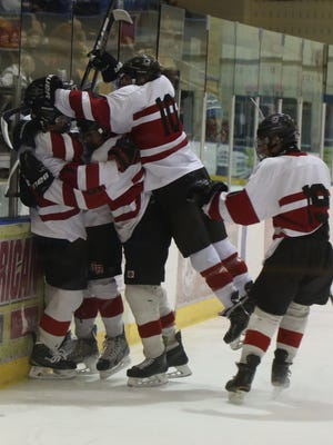 In reaching its first Bergen County final, Glen Rock jumped up to No. 2 in The Record ice hockey Top 15.