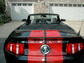 2010 Ford Shelby GT500 convertible: The rare black-and-red