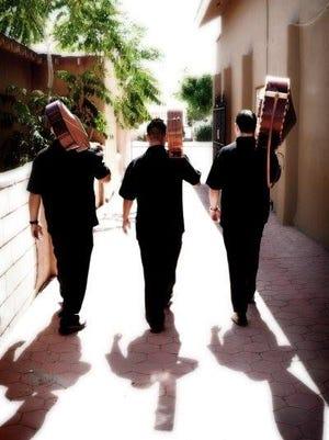 Trio Los Amigos New Mexico will perform as part of Farmington's Cinco de Mayo Fiesta this weekend.