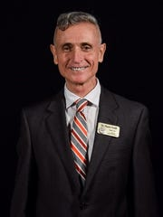 Dante Ciolfi of Fort Myers Technical College is a finalist for Teacher of the Year.