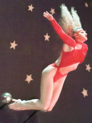 Kelly Miller Circus acrobats return to Pinckney for 2 p.m. and 7 p.m. shows Saturday.