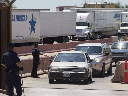 Arizona must speed up border crossings by adding staff