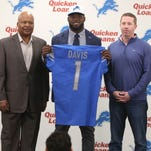 Detroit Lions sign first-round pick Jarrad Davis to contract