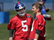 NY Giants: Eli Manning and Davis Webb have something to prove