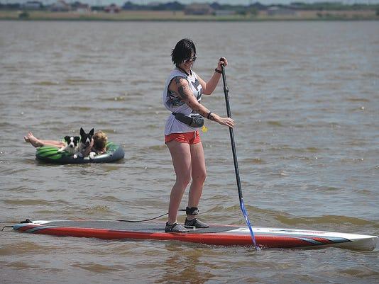 Paddle Boarding 1
