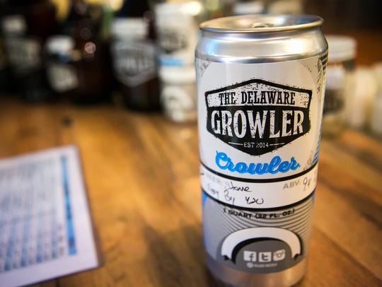 Crowlers were first introduced by Oskar Blues Brewing