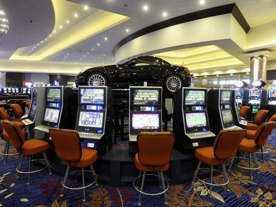 Grand Falls Casino near Larchwood. (Jay Pickthorn/Argus