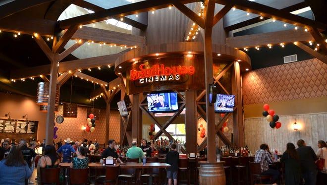 Roadhouse Bar at RoadHouse Cinemas Scottsdale.