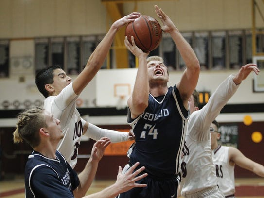 Redwood's Drew Stogsdill and the Rangers are the defending
