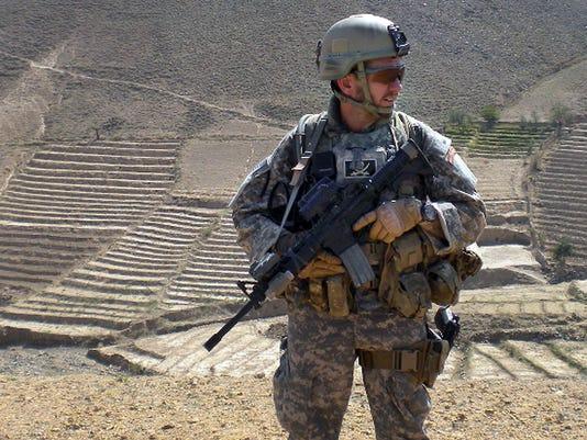 AP Veteran's PTSD Widow Speaks