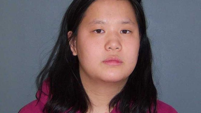 Autumn Matacchiera, 20, of Hainesport, pleaded not guilty to a charge of attempted murder Tuesday.