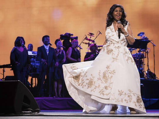 "Judges praised the Queen of Soul ""for her indelible contribution to American music and culture."""
