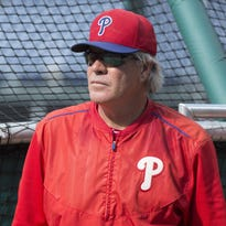 Phillies interim manager Pete Mackanin has guided the team to a 12-3 record since the All-Star break.