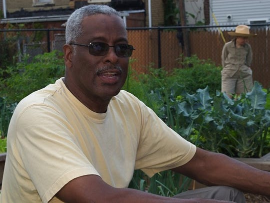 An Urban Farm will be named Friday in honor of Eric D. Robinson, former councilman and advocate.