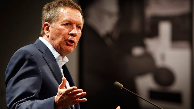 Ohio Gov. John Kasich, R-Ohio, has some hurdles to clear for a Republican nomination for the 2016 presidential election.