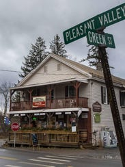 The Underhill Country Store in Underhill Center seen