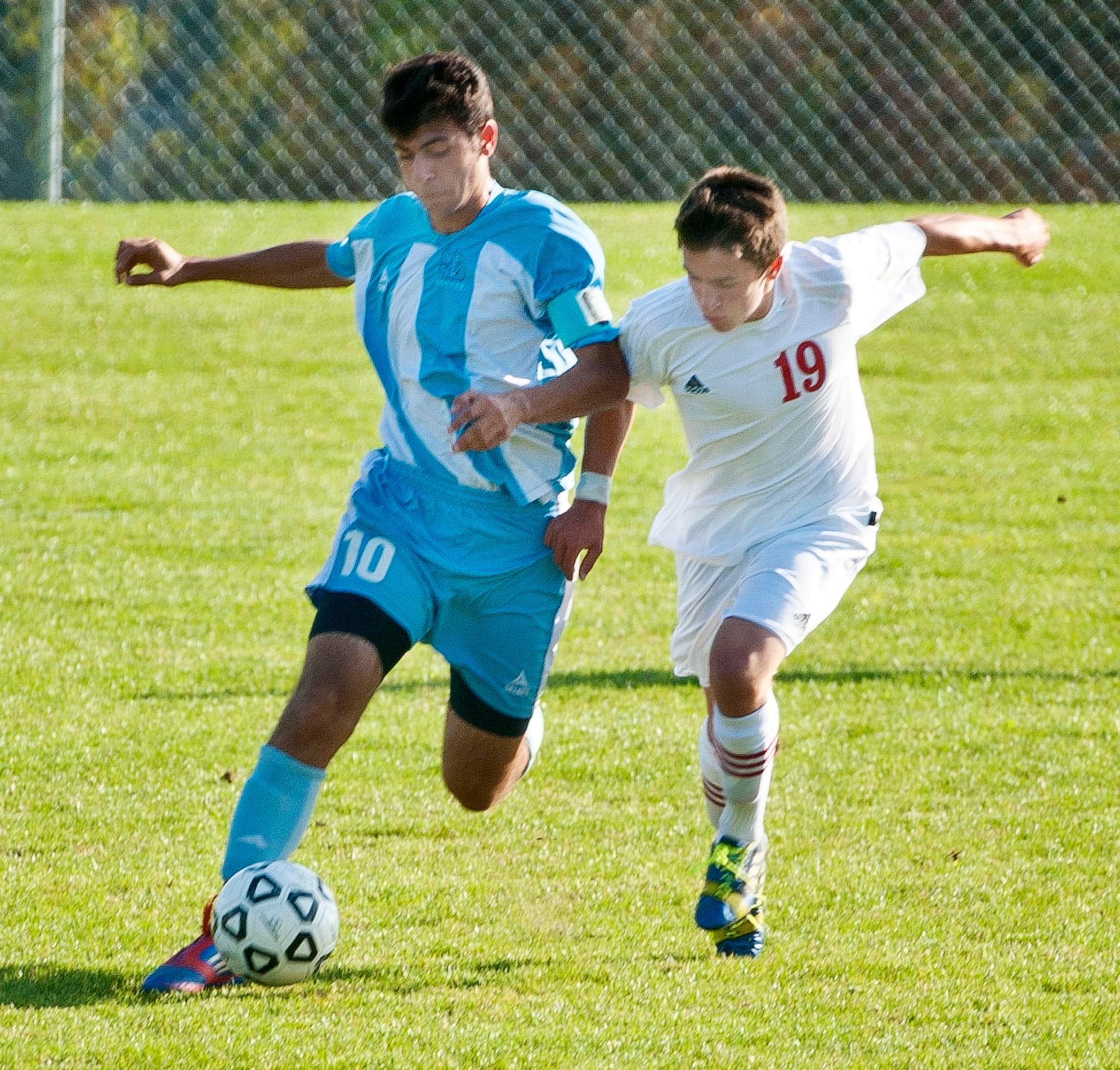 Noah Milton Soccer Gay