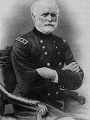 Nine men, including Col. William S. Harney, escaped by jumping in the river and swimming to their boats.