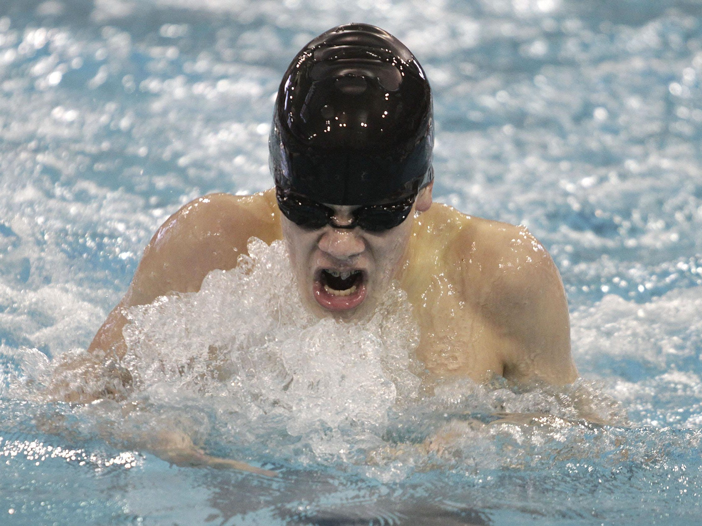 Sycamore sophomore Luke Tenbarge could have a breakout season this year.