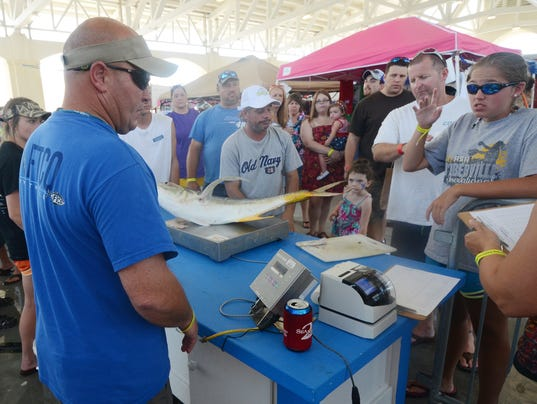 Deep sea fishing rodeo kicks off fourth of july weekend for Deep sea fishing gulfport ms