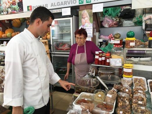 Tour Portugal S Loul 233 Market