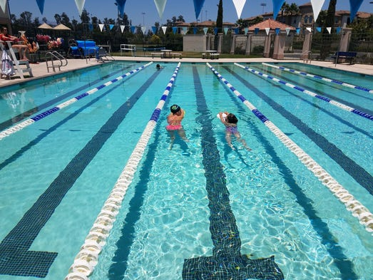 Pools like the one at Camarillo's YMCA may become a