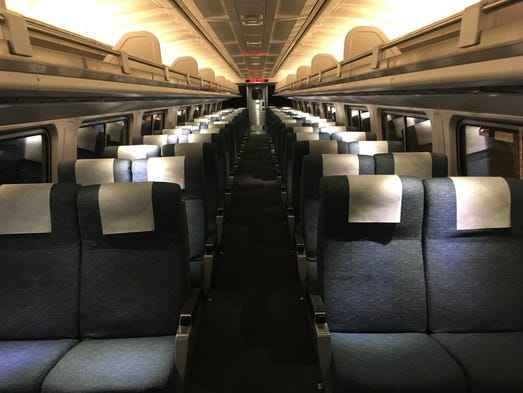 Cabin luxury bus line with sleeper service between la for Cabin bus san francisco