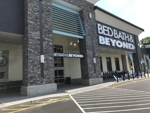 Bed Bath  Beyond has opened its new store in Middletown.