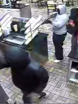 Hattiesburg police are looking for information in an armed robbery at Ward's on U.S. 49.