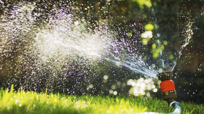 TMWA says its average water customer uses 20,000 gallons a month during the summer in large part because they are watering outdoors.