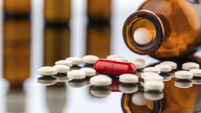 A Piscataway doctor's license has been temporarily suspended in connection with allegedly overprescribing opioid pain medications.
